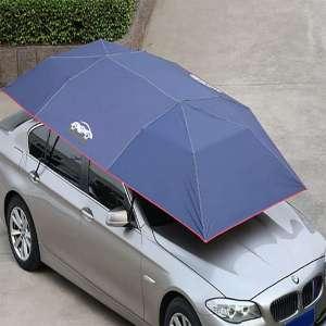 LALEO Automatic Car Tent,Wireless Movable Carport Easy Installation Four-Season Folded Portable Anti-UV Water-Proof