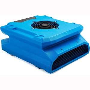 MOUNTO 1:4hp 1200CFM Low Profile Air Mover Floor Carpet Dryers Restoration