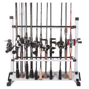 One Bass Fishing Rod Storage