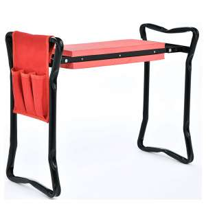 TABOR TOOLS TR2A Garden Kneeler and Seat Bench