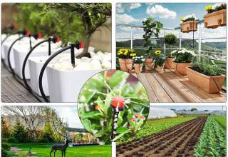 Automatic Drip Irrigation Kits