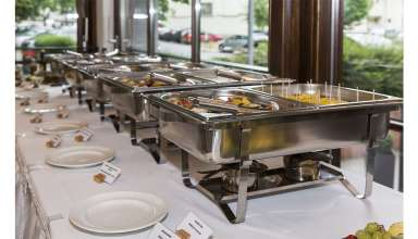 Chafing Dish Bundle