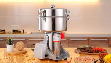image feature Electric Grain Grinders