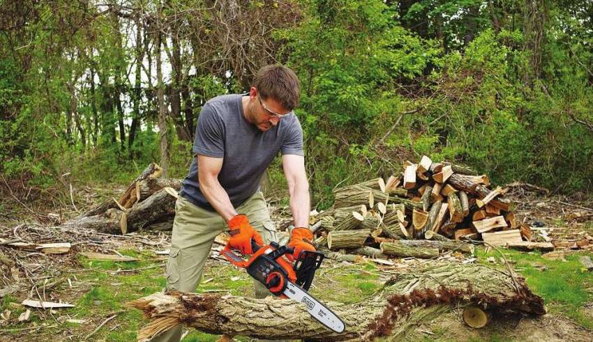 image feature Electric chainsaws