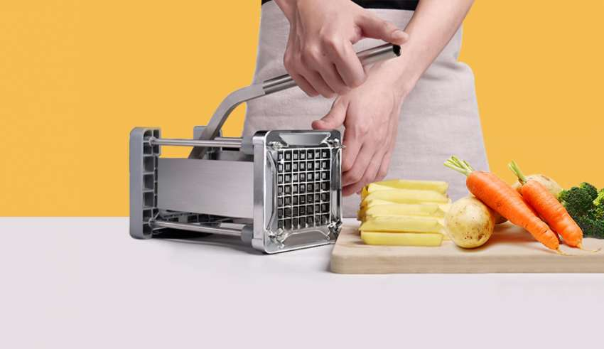 image feature French Fry Cutters