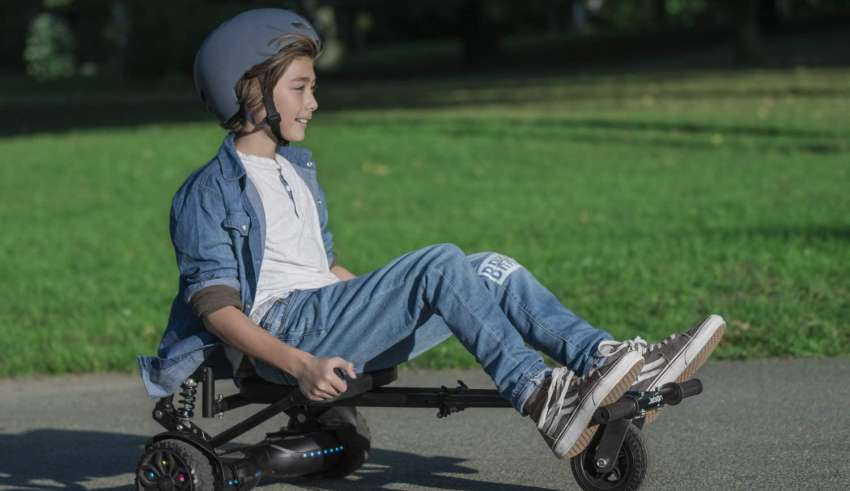 image feature Hoverboard Go Karts