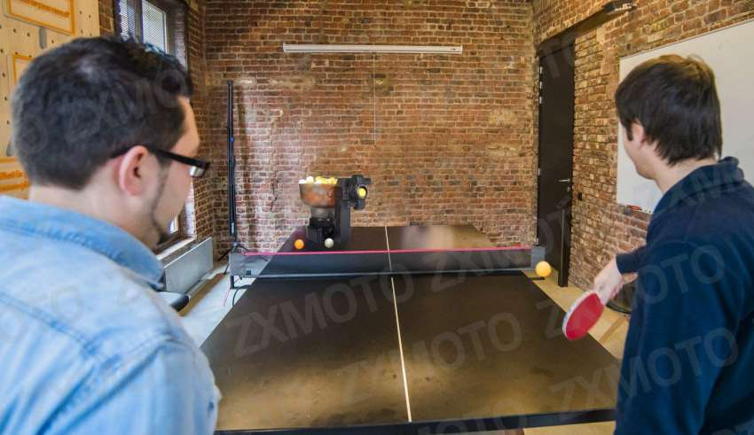 image feature Ping Pong Robots