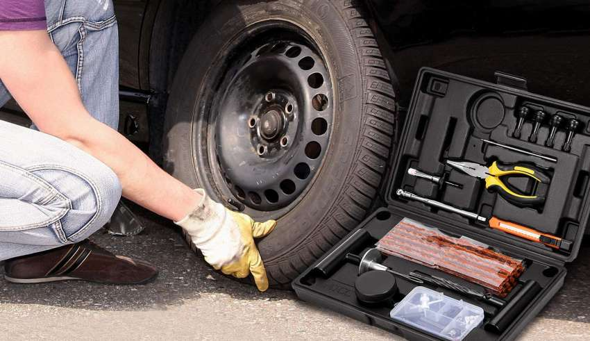 image feature Tire Repair Kits
