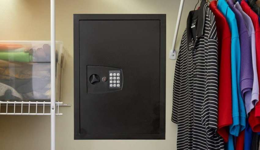 image feature Wall Safes