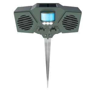 Hoont Solar-Powered Animal & Pest Repeller
