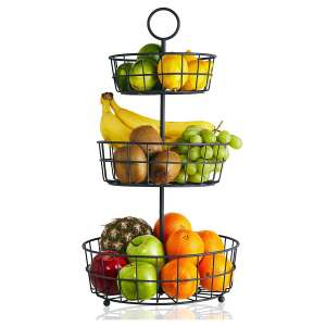 Regal Trunk & Co. 3 Tier Basket Stand