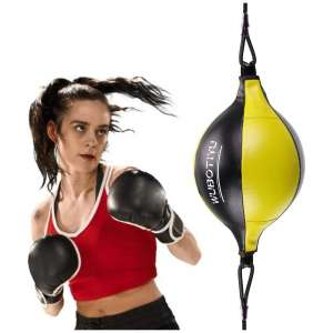 VAlinks Professional PU Leather Punch Ball Speed Bag