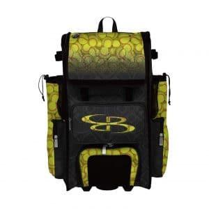 Boombah Rolling Superpack 2.0 Baseball Bag