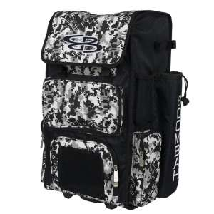 Boombah Wheeled Version Rolling Baseball Bag