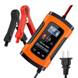 MEEARO 5A 12V Automotive Smart Battery Charger