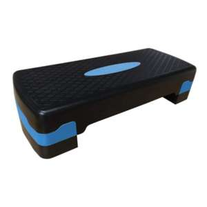 SXDY Height Adjustable Fitness Step 26 Inches Platform, Aerobic Steppers