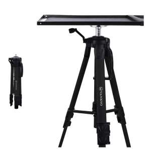 VANKYO Aluminum Tripod Projector Stand 17 to 46 Inches Adjustable Height
