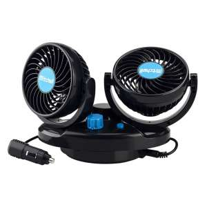 Allnice 12V Electric Cooling Air Fans for Car