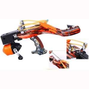 Blue-Ra Slingshot Fishing Hunting Professional Slingshot High Velocity Catapult Kit with Infrared Sight