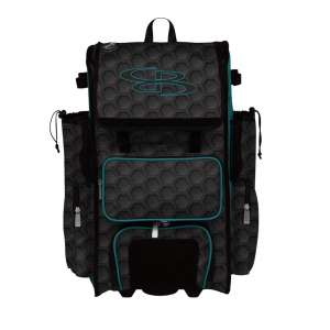 Boombah Multiple Colors Rolling Superpack Baseball Bag