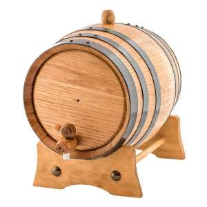 Sofia's Findings 2 Liters Whiskey Barrel