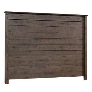 Sauder Carson Forge Wooden headboard
