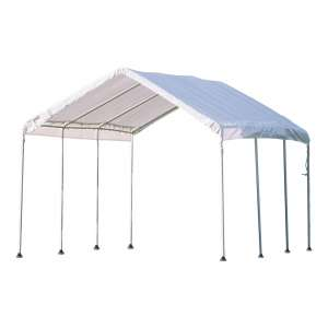 ShelterLogic Compact Metal Frame Outdoor Canopy