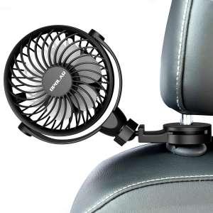 Forty4 5V Car Cooling Air Fans