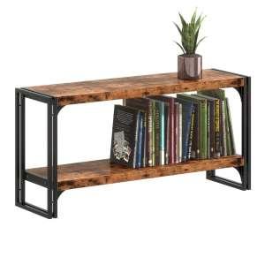 IRONCK Wooden, Metallic Bookcase