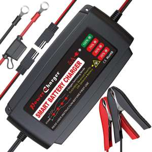 BMK BLUEMICKEY 12V 5A Smart Battery Charger