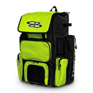 Boombah Telescopic Handle Rolling Baseball Bag