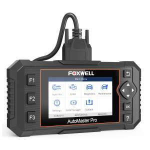 FOXWELL NT624 OBD2 Elite Vehicle Scanner, Diagnostic Scan Tools