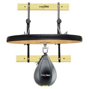 MAxxMMA Heavy Duty Adjustable Speed Bag Platform with Speed Bag
