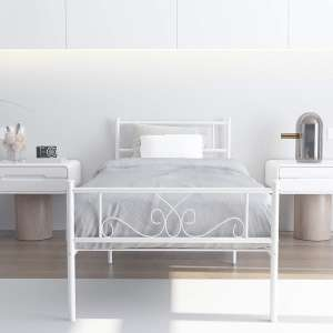 WeeHom Flower Design Sturdy Guest Bed