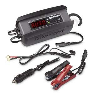 DieHard 3 Amp 6/12V Smart Battery Charger