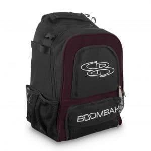 Boombah Wonderpack Black Baseball Bat Backpack