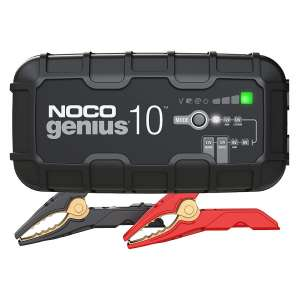 NOCO GENIUS Fully Automatic Smart Charger 6V and 12V 10-Amp Battery Charger