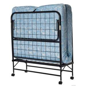 Selva Portable and Heavy Duty Twin Folding Guest Bed Cot