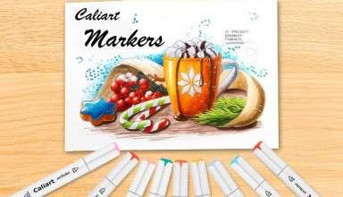 Art Marker Set