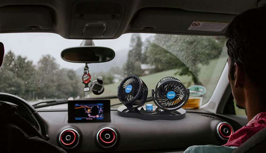 Cooling Air Fans For Car