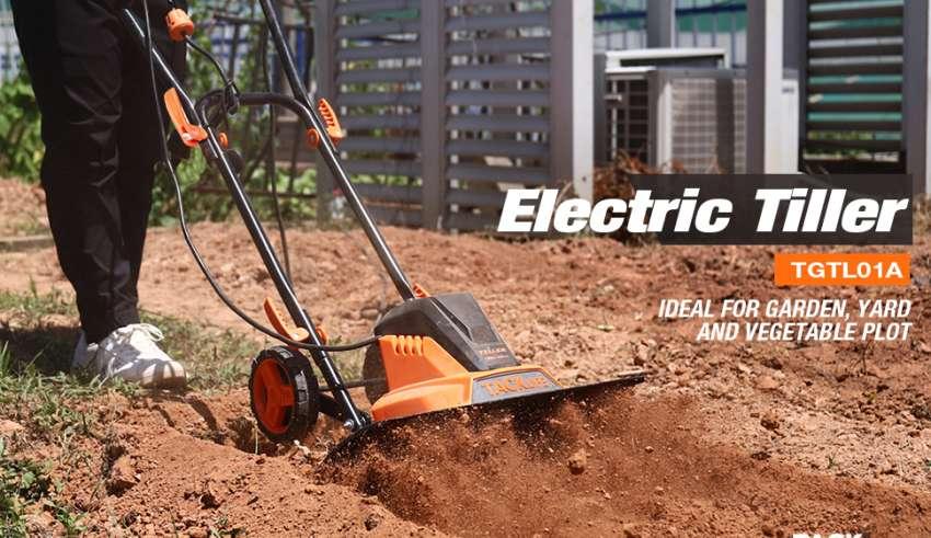 Electric Tiller