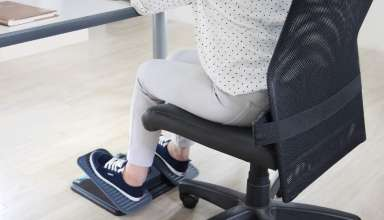 image feature Ergonomic Foot Rests