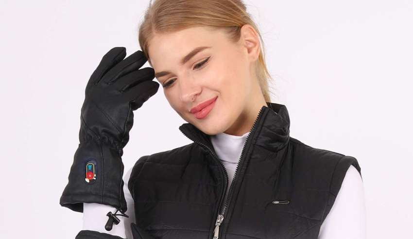 image feature Heated Gloves