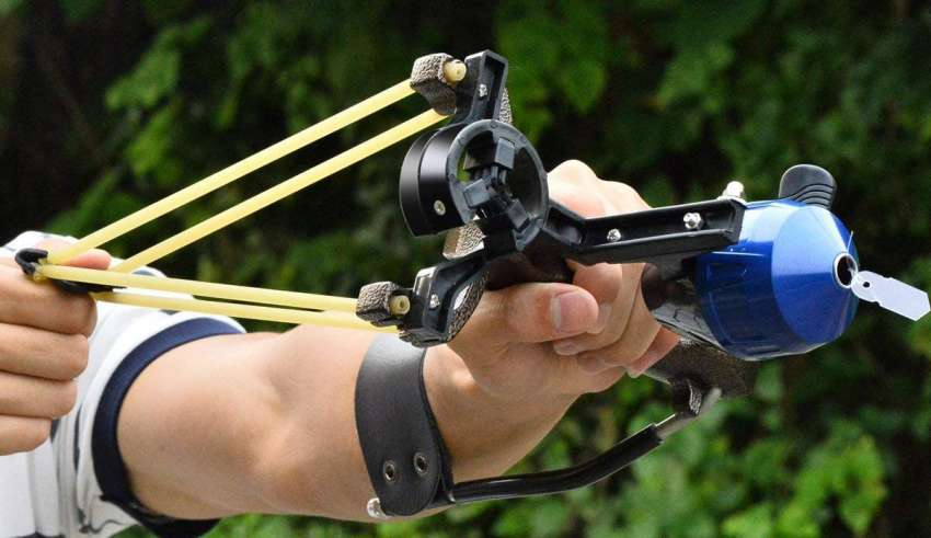 image feature Hunting Slingshots