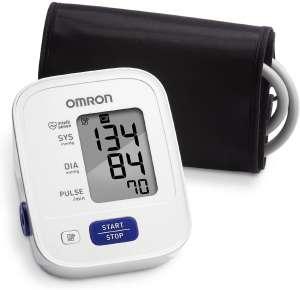 Omron 3 Series Upper Arm Cuff Blood Pressure Machine