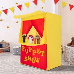 Alvantor Lemonade Puppet Show Theater