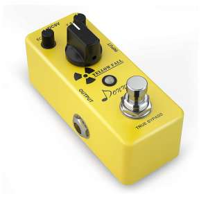 Donner Fall Vintage Analog Delay Guitar Pedal - True Bypass