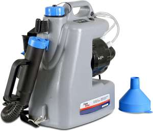AlphaWorks Electric Back Pack Mist Duster ULV Sprayer
