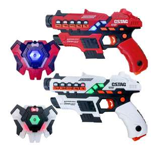 Caramote Laser Tag Gun Set