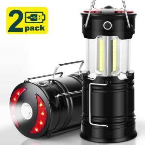 EZORKAS Camping Lantern